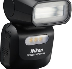 All New Nikon Speedlight SB-500