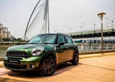MINI Malaysia Introduces the New MINI Cooper S Countryman
