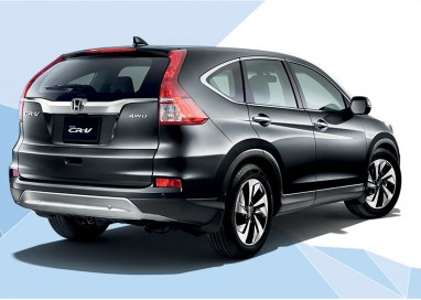 Honda launches New CR-V 2015 in Malaysia