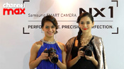 Capture every decisive moment with Samsung NX1