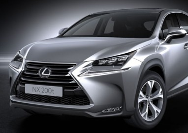 Lexus Malaysia introduces the All-New Lexus NX