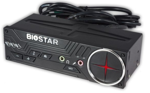 BIOSTAR launches Brand New Series of Gaming Hardware