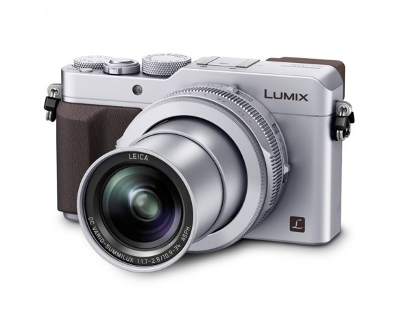 LUMIX LX100 – Classic looks meet next-gen performance