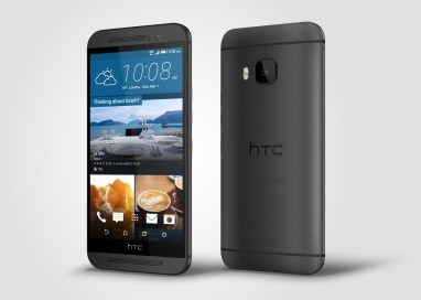 A firsthand look at the new HTC One M9