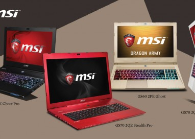Five reasons you need to buy the new MSI GS60 & GS70 gaming notebooks