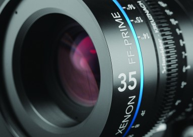 Schneider Xenon 35mm FF Prime XN lenses