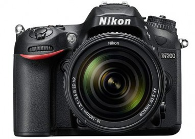 The Nikon D7200 – Versatility and performance, made for photographers who trust the best