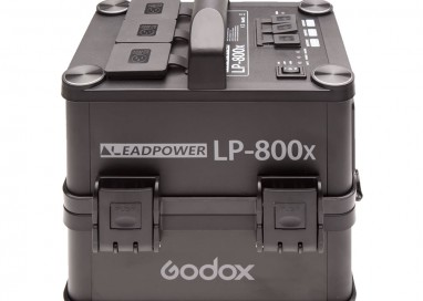 The Godox LP-800X – Portable power for your flash heads