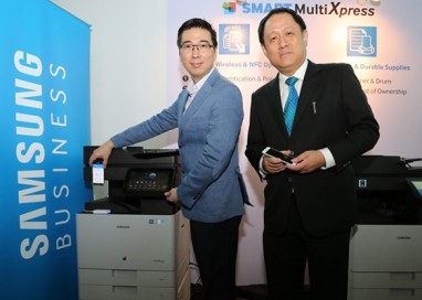 Samsung announces the World's 1st Printer powered by Android