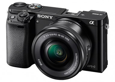 Sony α6000 – Stunning precision with the breakthrough 4D focus