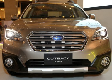 Subaru launches all-new Outback to Malaysians