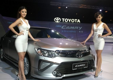 UMW Toyota introduces New Toyota Camry variants including Camry Hybrid