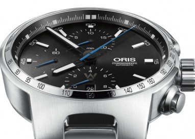 Oris launches a collection inspired by Williams F1