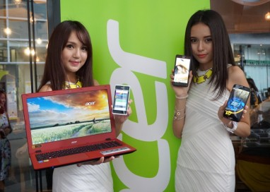 Acer unleashes new range of Liquid series phones and Aspire E laptops