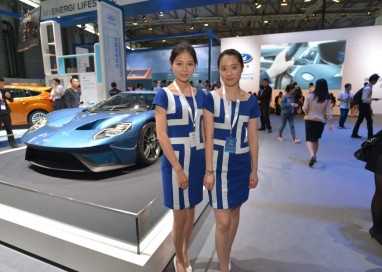 Ford Fronts Future of Mobility at CES Shanghai 2015