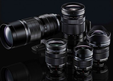 The World's Fastest 8mm Fisheye Lens & professional grade 7-14mm ultra-wide angle zoom
