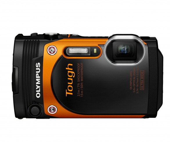 Olympus Stylus TG-860 Tough – Widest zoom lens in its class, POV shooting features and a high-level tough performance