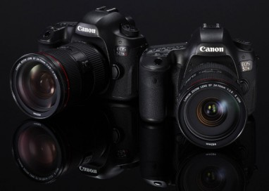 Canon breaks new ground with highest resolution 50.6-megapixel camera – EOS 5DS R and EOS 5DS