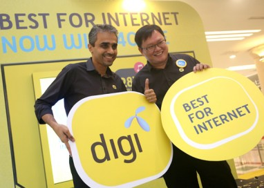 Digi more than doubles LTE coverage in Klang Valley
