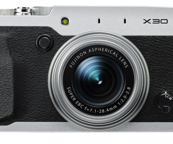 The Fujifilm X30 – Advanced compact camera that offers a retro design