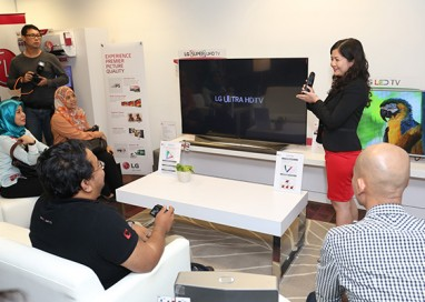 LG Electronics celebrates 10 Years Of Innovation Excellence in Malaysia