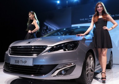 The All-New Peugeot 308 THP