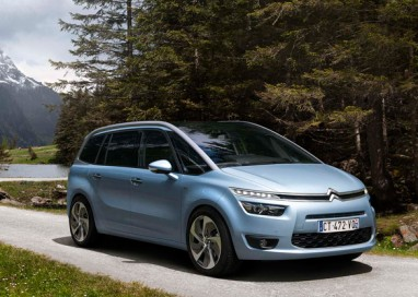 Naza Euro Motors launches the award-winning Citroen Grand C4 Picasso