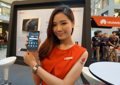 Huawei launches P8, P8 lite and Talkband B2 watch in Malaysia