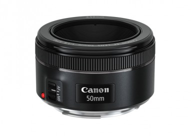 Lens News – Canon launches the RM499 EF 50mm f/1.8 STM