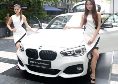 BMW introduces the BMW Safety 360º Program with the new 1 Series & 2 Series Gran Tourer