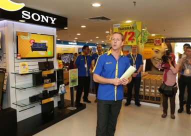 Courts Malaysia focuses on brand rejuvenation and refurbishing existing stores in FY2016