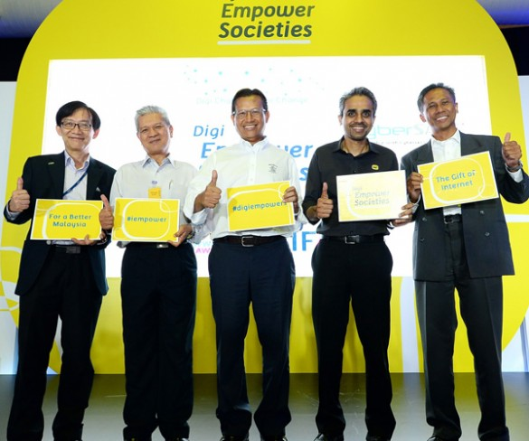 Digi empowers communities with the internet for positive societal impact
