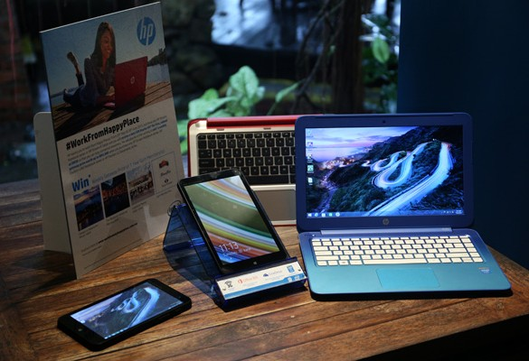 Intel redefines Productivity with #WorkFromHappyPlace Campaign