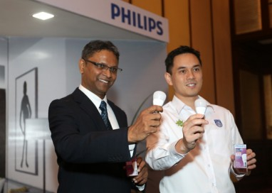 Philips drives adoption of LED Lighting Solutions