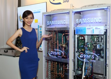 New Samsung DVMS offers Superior Flexibility and Energy-Efficiency in an Advanced Multi-Zone Air Conditioning System