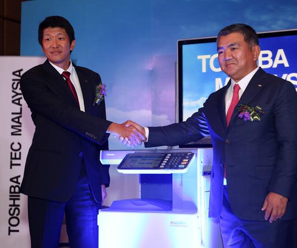 Toshiba Tec establishes a subsidiary in Malaysia