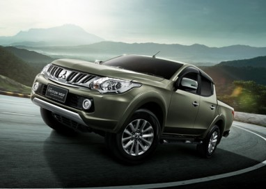 Mitsubishi launches All-New Triton