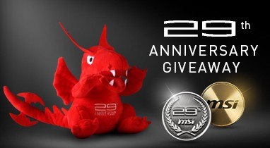 Celebrating 29 Years of MSI with fun events, prizes and merriment!