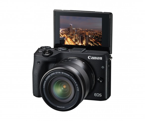 EOS M3 Kit II – Performance and Versatility in a slim form factor