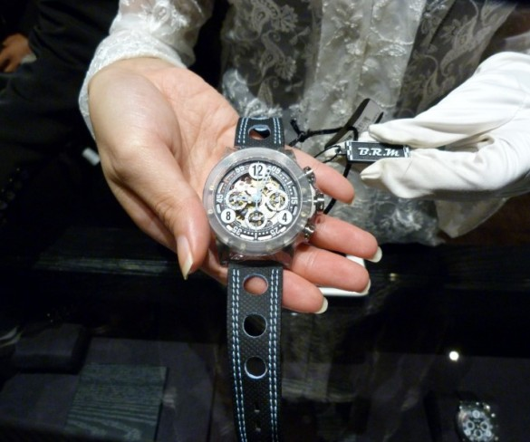 B.R.M chronographs unveils first boutique in Malaysia