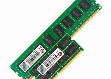 Transcend announces 16GB DDR3L Memory Modules for Upgraded Capacity and Energy Efficiency