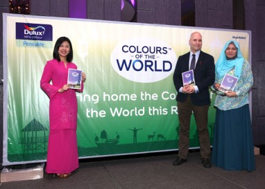 Bring home the Colours of the World this Raya Season