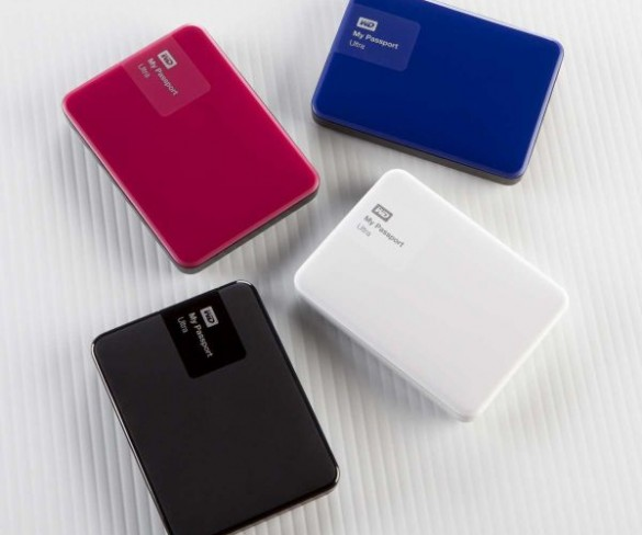 WD redesigns World's No. 1 Selling Portable Hard Drive