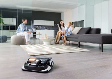 Take away the stress of modern life with Samsung's new POWERbot Robot Vacuum Cleaner