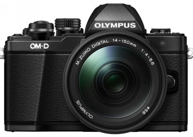 OM-D E-M10 Mark II with best-in-class 5-Axis stabilisation