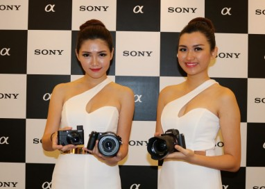 Sony launches three new flagship cameras at Digital Imaging Conference 2015