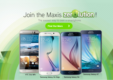 Maxis launches Zerolution plan and revamped MaxisONE postpaid plans