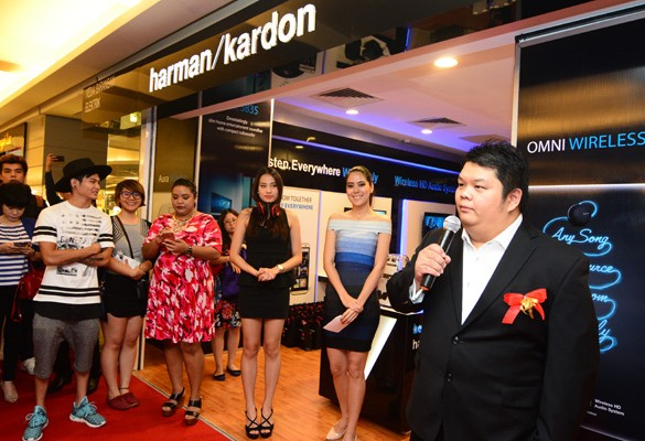 Harman/KARDON & JBL Concept Store opening