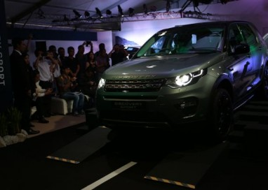 All-New Land Rover Discovery Sport Premium Compact Suv launched in Malaysia