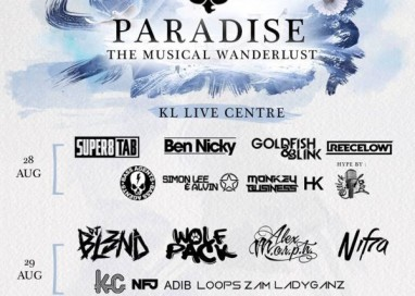 Journey To Paradise Festival